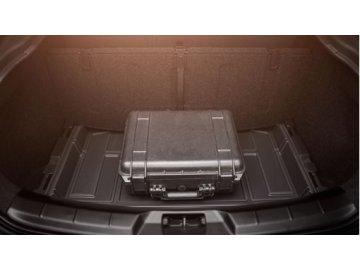 Dvoúrovňová podlaha Volvo