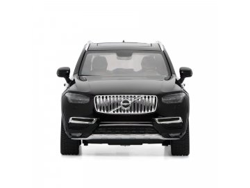 Černá XC90 Volvo