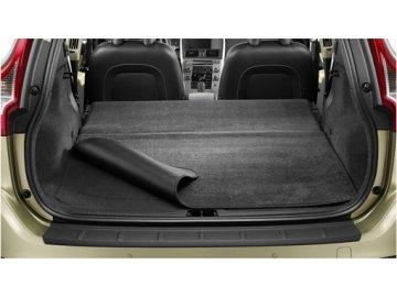 Rohož zavazadlového prostoru, textilní, oboustranná / skládací XC60