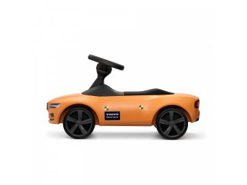 Volvo Rider Crash Test Orange