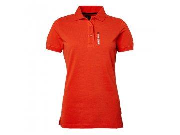Women's Lisbon Polo Red