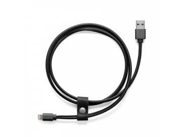 Leather Charger Cable Apple