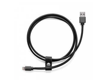 Kožený nabíjecí USB kabel pro Apple