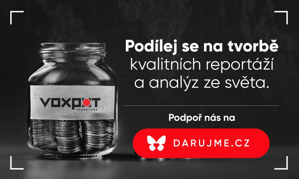 Podpořte Voxpot