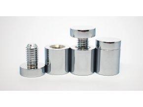 Distanční šroub ocelový 19x19mm