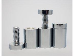 Distanční šroub ocelový 19x25mm