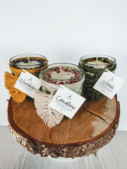 WILD SPIRIT EARTH FRIENDLY CANDLE