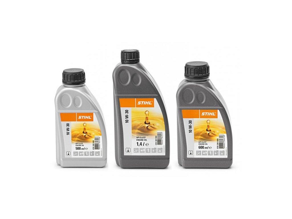 17312 1 4 taktni olej stihl 10w 30 objem 0 6 l (1)