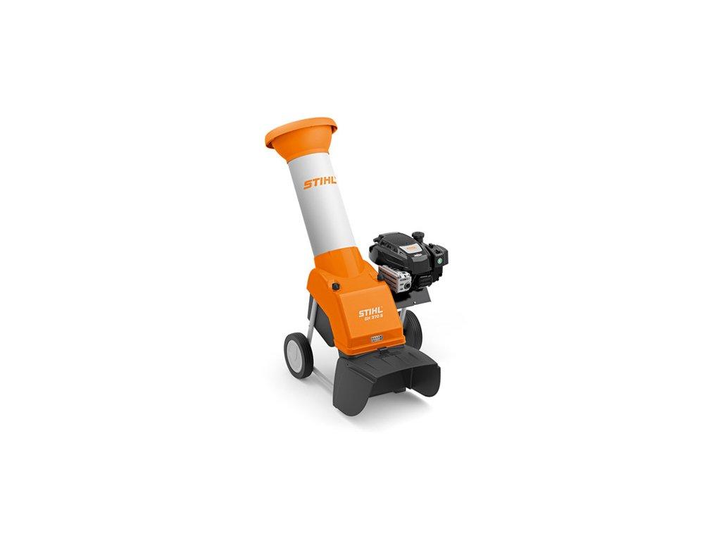Benzinový drtič STIHL GH 370 S