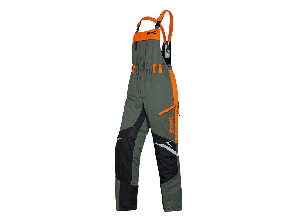 Kalhoty s laclem STIHL Function Ergo