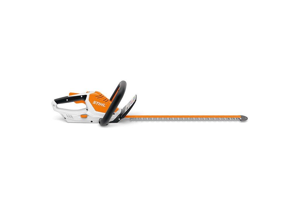 Akumulátorové nůžky na živé ploty STIHL HSA 45
