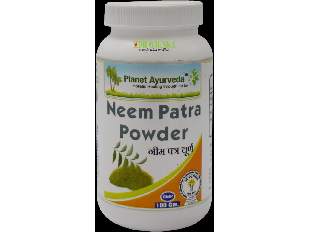 Neem Patra Powder - Planet Ayurveda