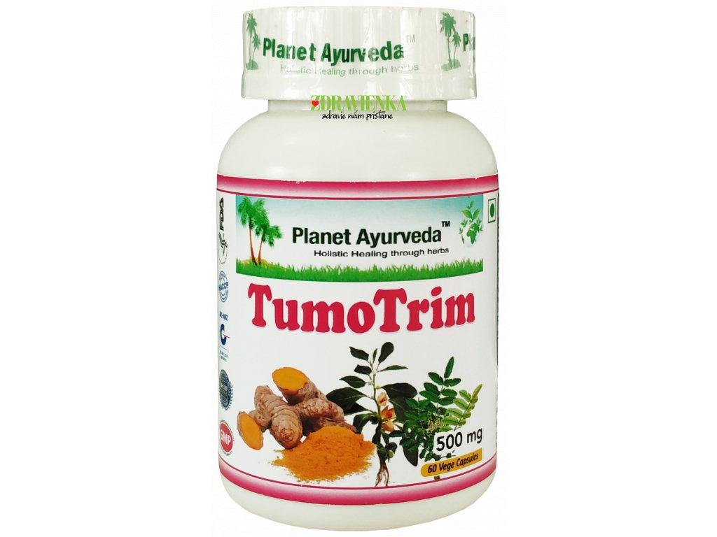 TumoTrim kapsuly 500mg - Planet Ayurveda