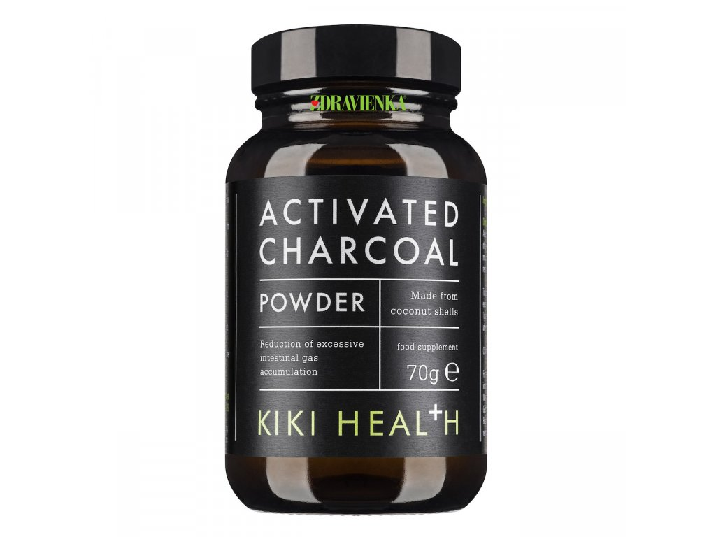 KIKI Charcoal powder
