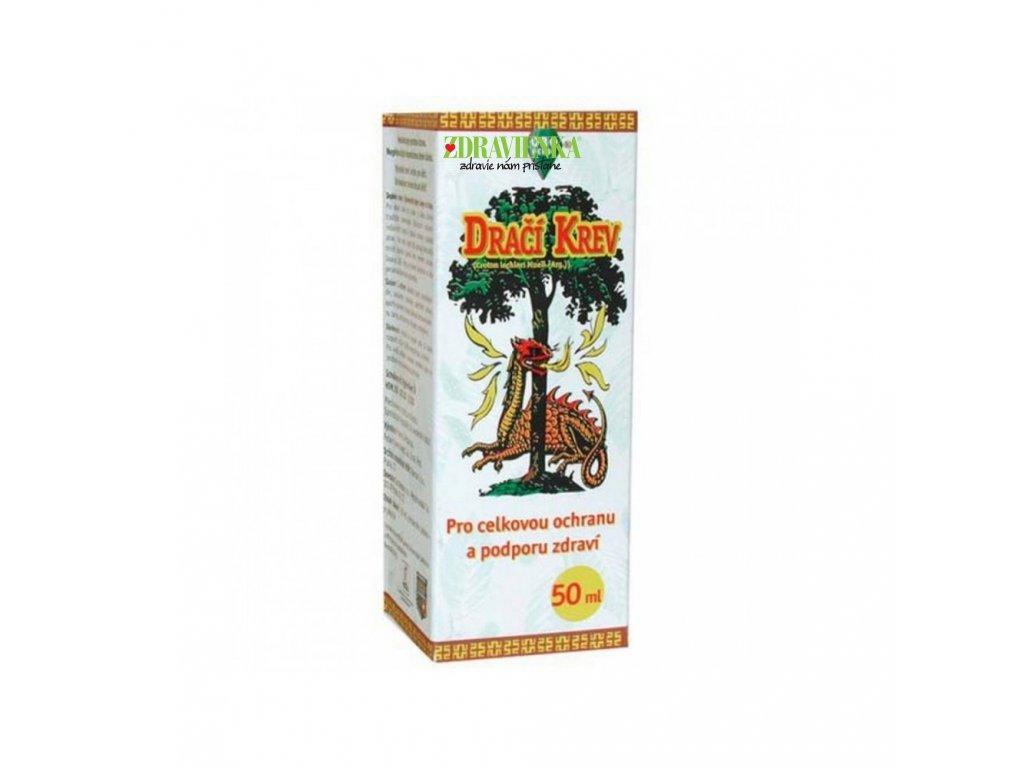 Dračia krv Originál - Oro Verde - Najsilnejší antioxidant na svete. Neriedený latex – živica stromu Croton lechleri Muell.