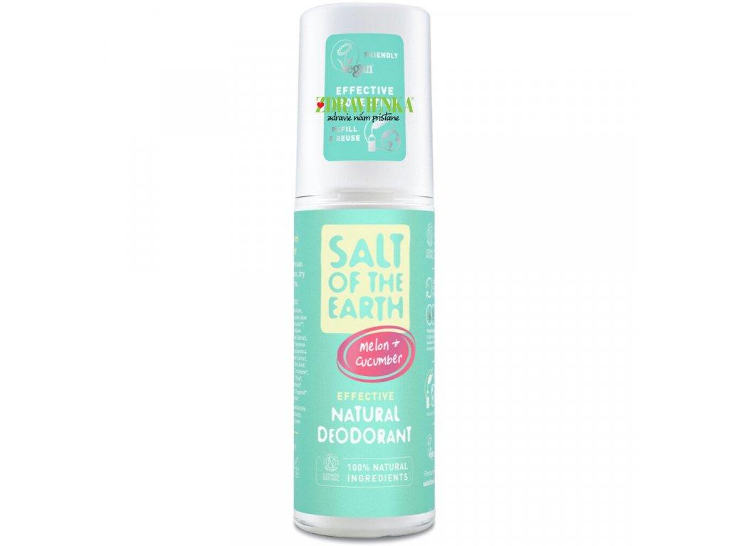 melon cucumber natural deodorant spray 100ml cosmos 1024x1024
