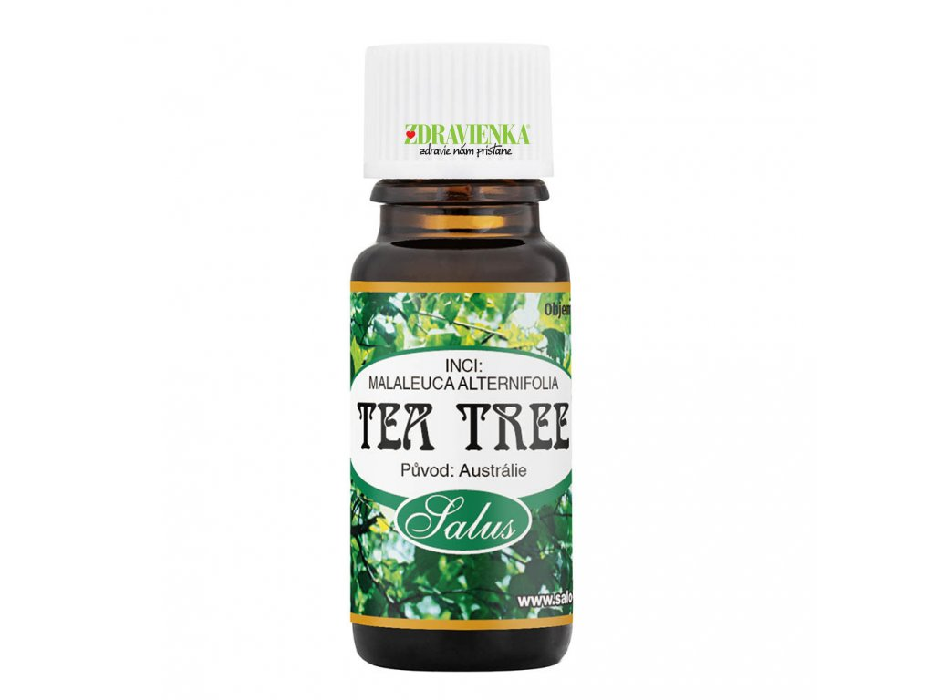 etericky olej tea tree