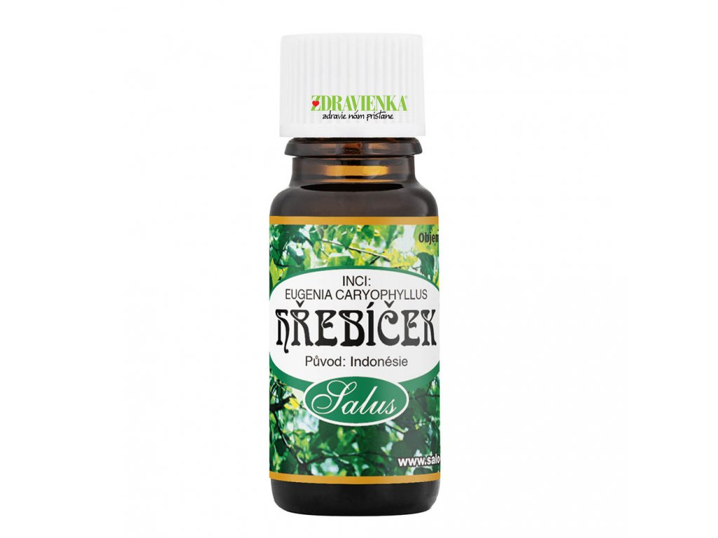 esencialni olej etericky olej hrebicek