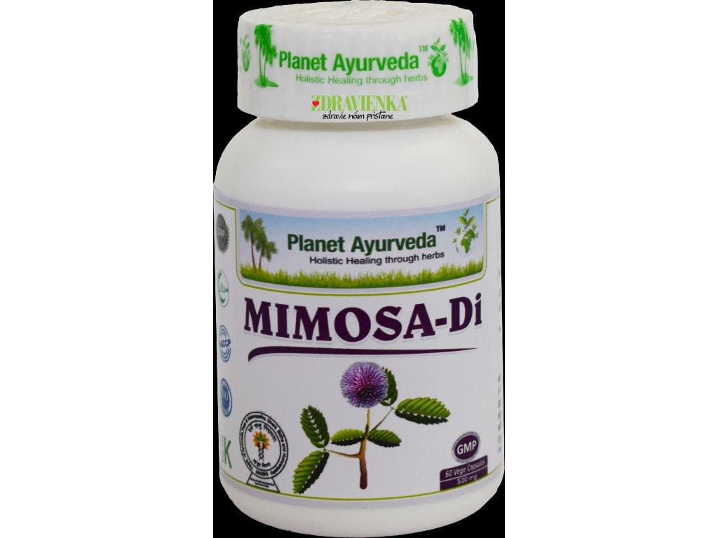 Mimosa Di kapsuly 500mg Planet Ayurveda