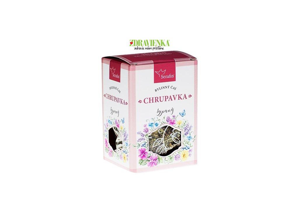 chrupavka - sypaný bylinný čaj serafin