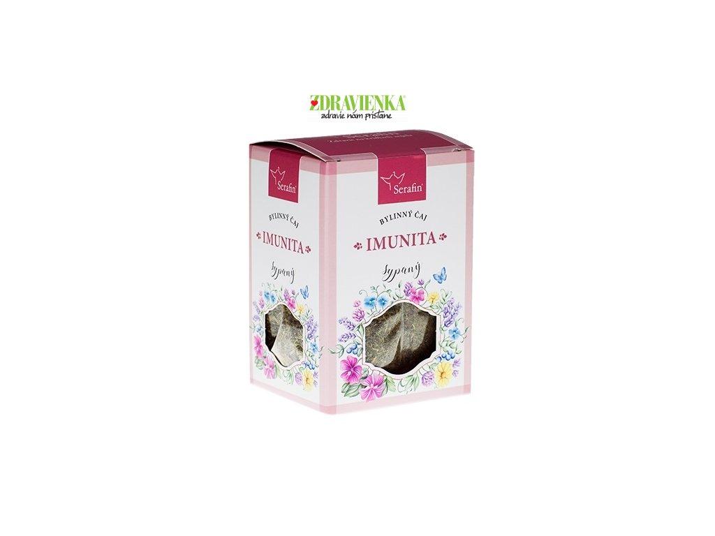 imunita  - sypaný bylinný čaj serafin