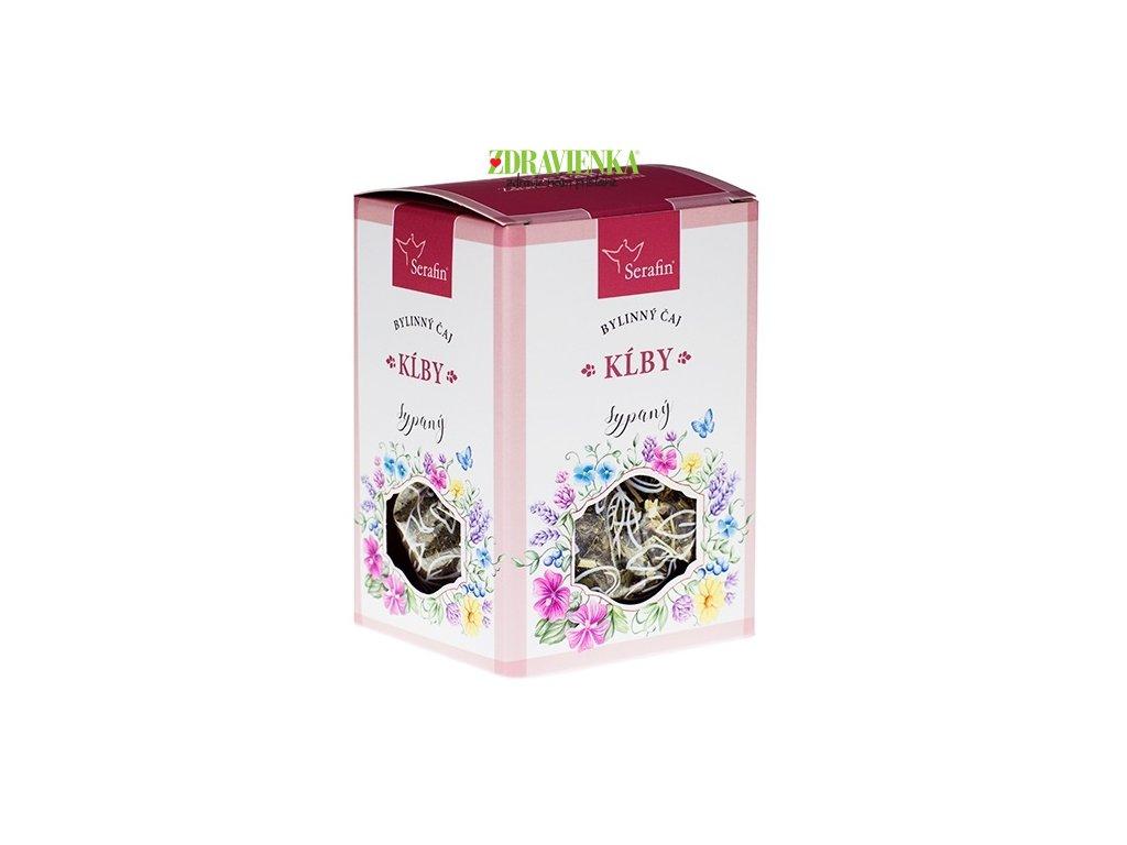 kĺby  - sypaný bylinný čaj serafin