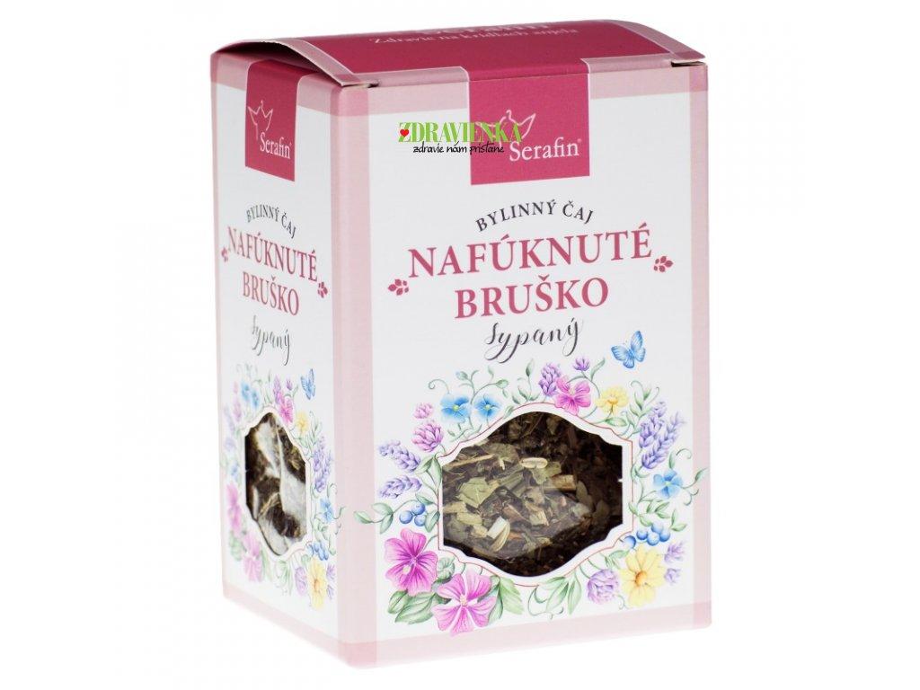 nafuknute bruško - sypaný bylinný čaj serafin