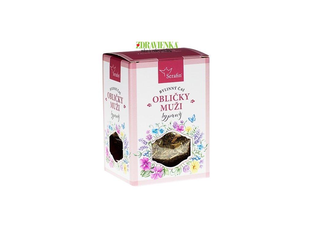 obličky muži - sypaný bylinný čaj serafin