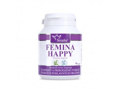femina happy prírodné kapsuly Serafin   Zdravienka e-shop