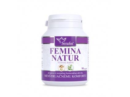 femina natur prírodné kapsuly Serafin | Zdravienka e-shop
