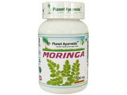 moringa kapsule 500mg Planet Ayurveda - Zdravienka e-shop