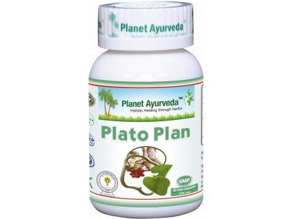 Plato Plan kapsuly 500mg Planet Ayurveda