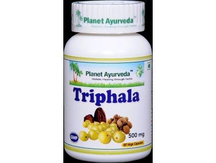 Triphala kapsuly 500mg - Planet Ayurveda