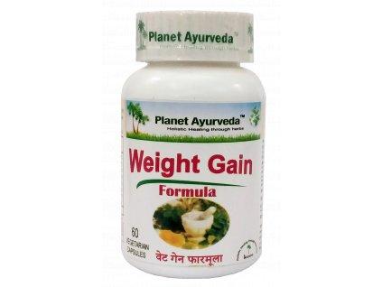 Weight Gain Formula kapsuly 500mg - Planet Ayurveda