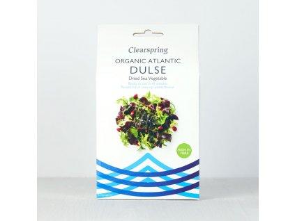 Organické Dulse riasy z Atlantiku - vhodné do šalátov, omáčok, dusených pokrmov. Nemusia sa namáčať ani variť.