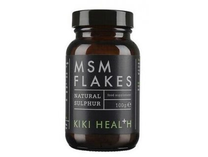 KIKI HEALTH MSM - najbohatší zdroj organickej síry