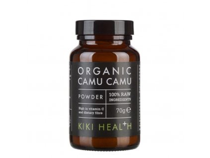 Kiki Helath Camu Camu - 100% bio, raw vitamín C