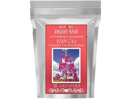 Ivan čaj s lesnými jahodami | Ekosfera