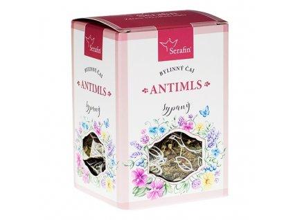 antimls sypaný bylinný čaj serafin