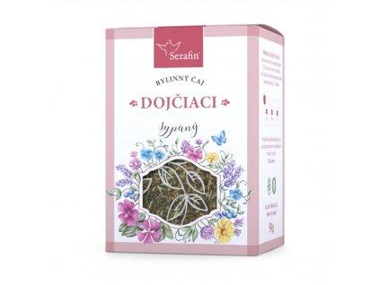 dojčiaci - sypaný bylinný čaj serafin