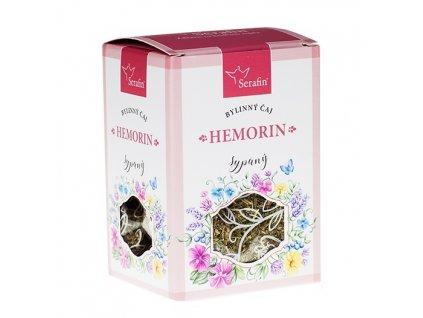 hemorin  - sypaný bylinný čaj serafin