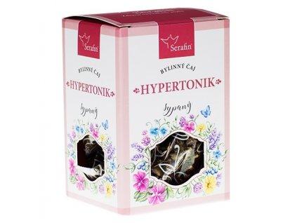 hypertonik - sypaný bylinný čaj serafin