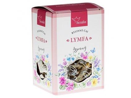 lymfa - sypaný bylinný čaj serafin