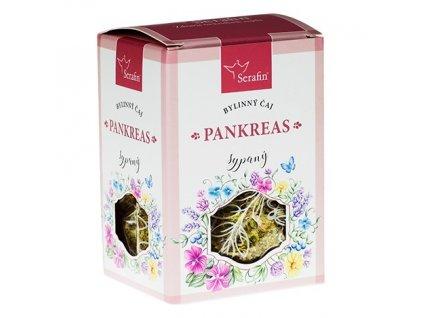 pankreas - sypaný bylinný čaj serafin
