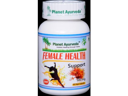 Female Health Support kapsuly 500mg - Planet Ayurveda
