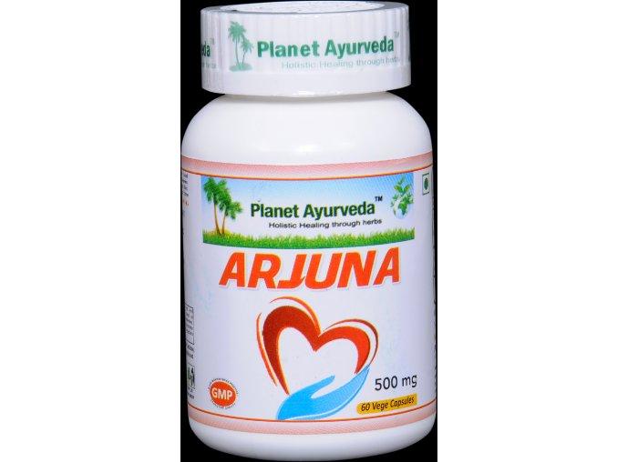Terminalia Arjuna Kapsule 500 mg Planet Ayurveda