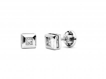 Diamantové náušnice Lahaina