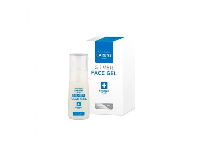 LARENS Face Gel peptidový pleťový gél 50 ml
