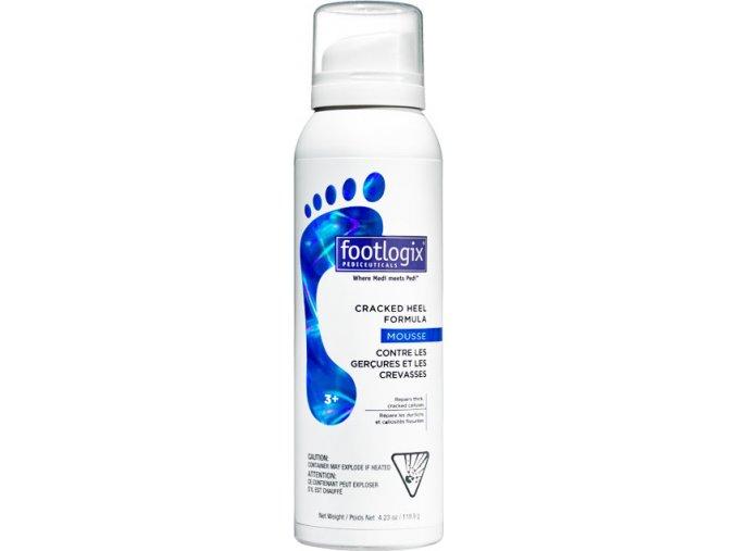 Footlogix Cracked Heel Formula (3+) - pena pre popráskané päty, 125 ml