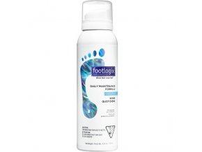 Footlogix Daily Maintenance Formula (2) - pena pre normálnu až suchú pokožku, 125 ml